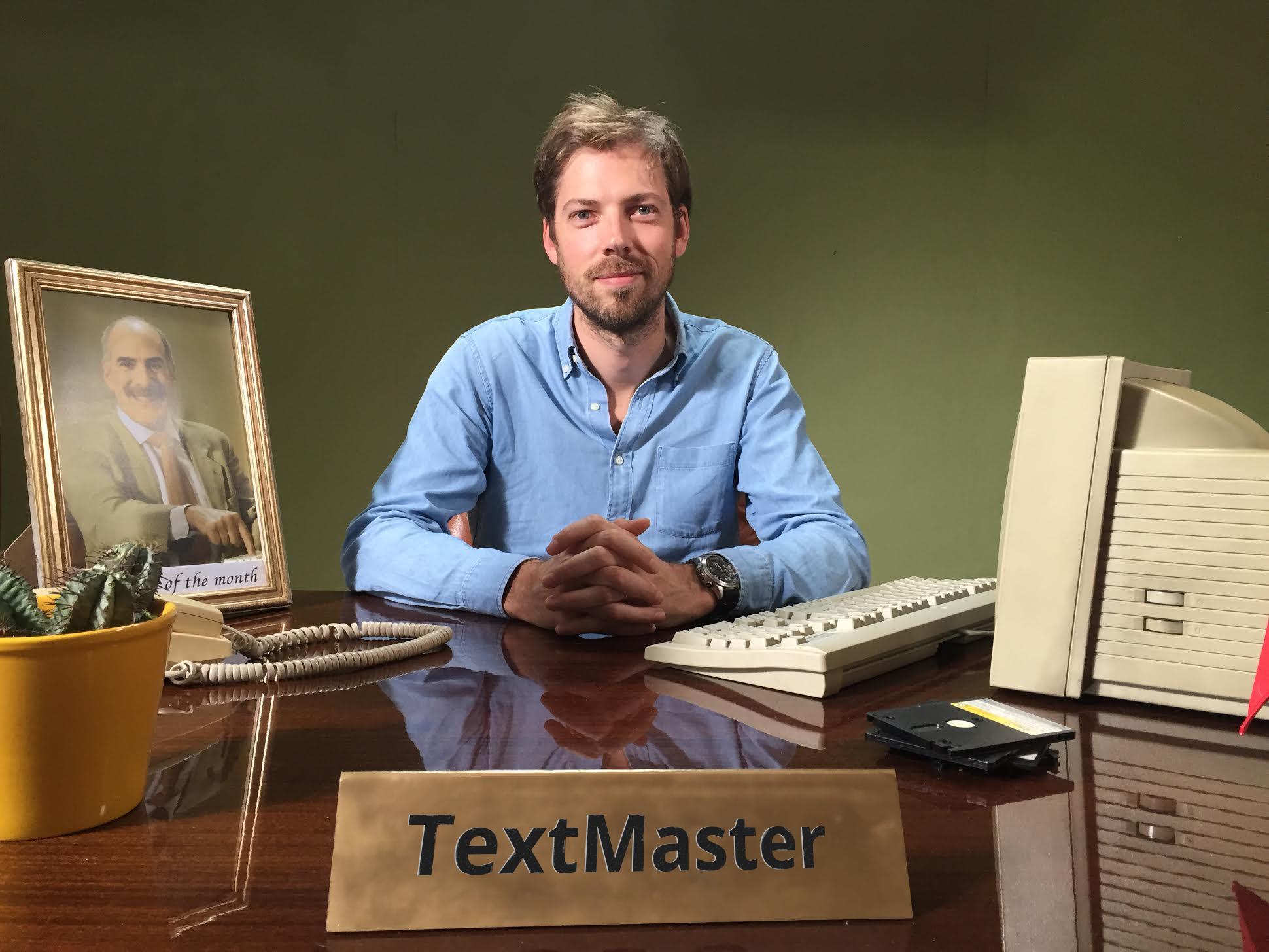 TR2000 Textmaster